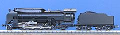 蒸気機関車(N)